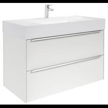 Mobile 100cm bianco Inspira Roca