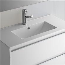 Set bagno SALGAR FUSSION LINE 800 Sbiancato