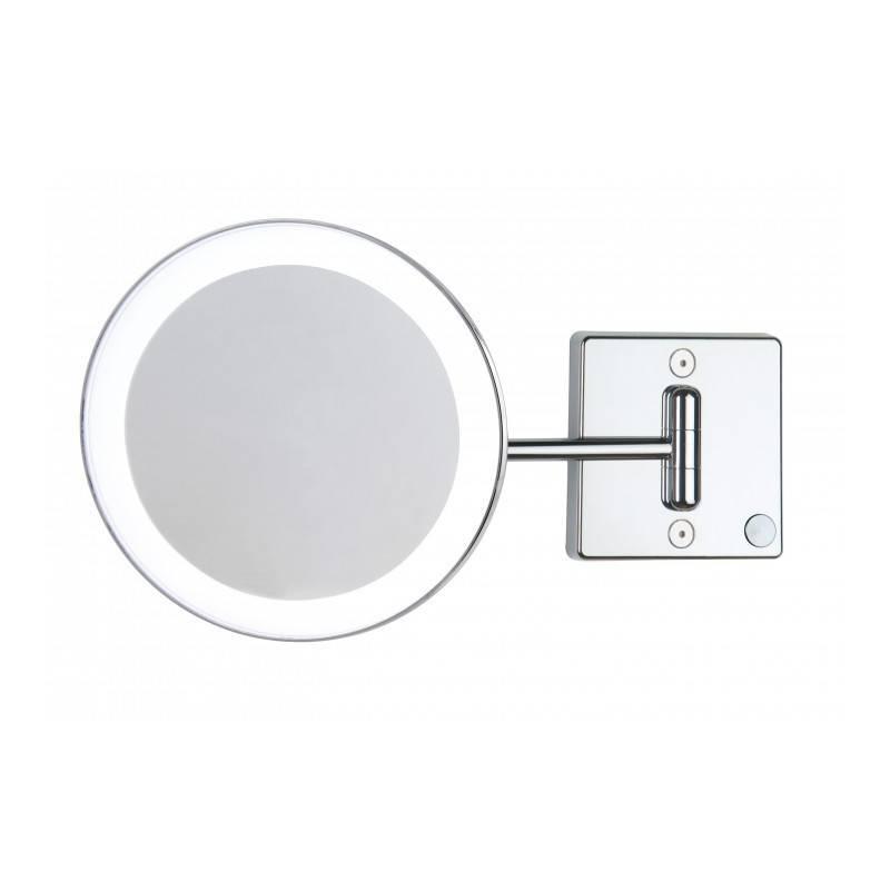 Specchio ingrandente DISCOLO LED 1 KOH-I-NOOR