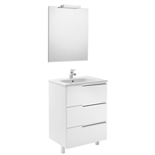 Mobile Pack Family bianco 60cm Victoria-N Roca