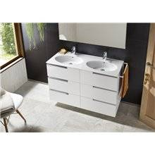 Mobile Pack Family bianco 120cm Victoria-N Roca