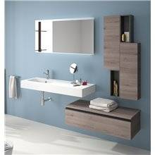 Set mobile + lavabo sospeso SPIRIT SALGAR