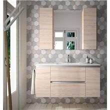 Set mobili bagno con lavabo SPIRIT SALGAR