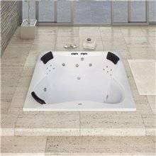 Vasca da bagno 190 cm Matrix Oasis Star