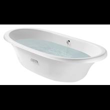 Vasca ovale bianco Newcast ROCA