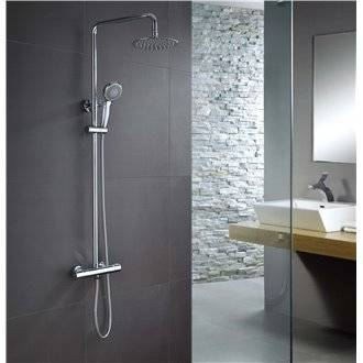Colonna doccia termostatica Imex Londra