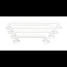 Barra d'appoggio verniciata bianca Timblau