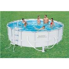 Piscina smontabile rotonda 488x122 cm POWER...