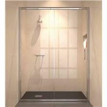 Cabina doccia frontale a due porte ST QUITO -...