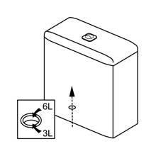 Cassetta TONIC II Ideal Standard