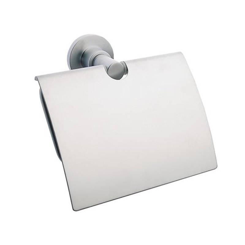 Porta carta igienica con coperchio Contract COSMIC