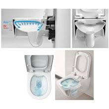 Smart toilet In Wash Inspira Roca