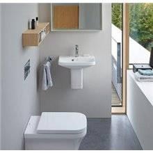 Lavabo a muro 45 P3 Comforts DURAVIT