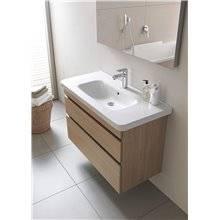 Lavabo per mobile 120 troppopieno DuraStyle Duravit