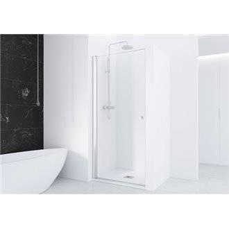 Cabina doccia frontale a battente HD Profiltek
