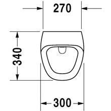 Orinatoio elettronico corrente Durastyle 30 DURAVIT