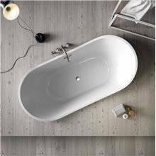 Vasca da bagno Drop senza struttura B10