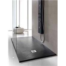 Plato de ducha SOFT Antracita a medida