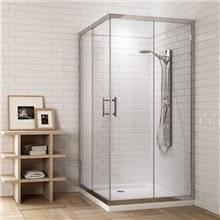 Box doccia angolare quadrato Tegler