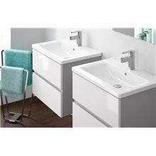 Mobile bagno con lavabo  63x36 cm modello LOOK Unisan