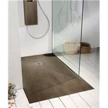 Piatto doccia Forest Castagno SolidStone - B10