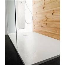 Piatto doccia Natural Ardesia Bianco - B10
