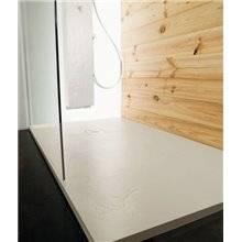Piatto doccia Natural Ardesia Grigio Perla - B10