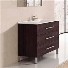 Mobile con lavabo rovere sinatra Ribera TEGLER