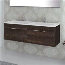 Mobile con lavabo rovere Florencia TEGLER