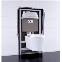 Cassetta a incasso Sanitarblock Hidroboost OLI74 PLUS
