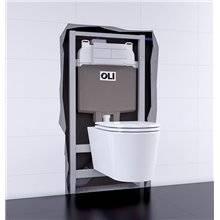 Cassetta a incasso Sanitarblock pneumatica OLI74 PLUS